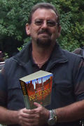 Glynn Burridge author of Kolony