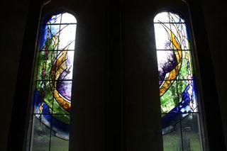 St Luke & St Andrew's window