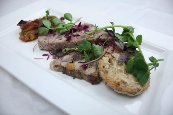 Cuisine: Pheasant, Venison & Pigeon Terrine